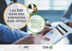 Qlik - Etude : Les DSI dans une entreprise data-driven
