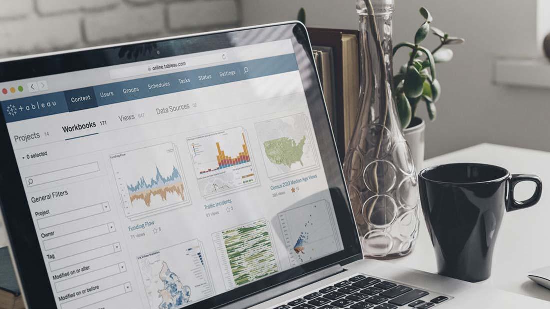 Tableau - Partenaire technologique dataviz et analytcis
