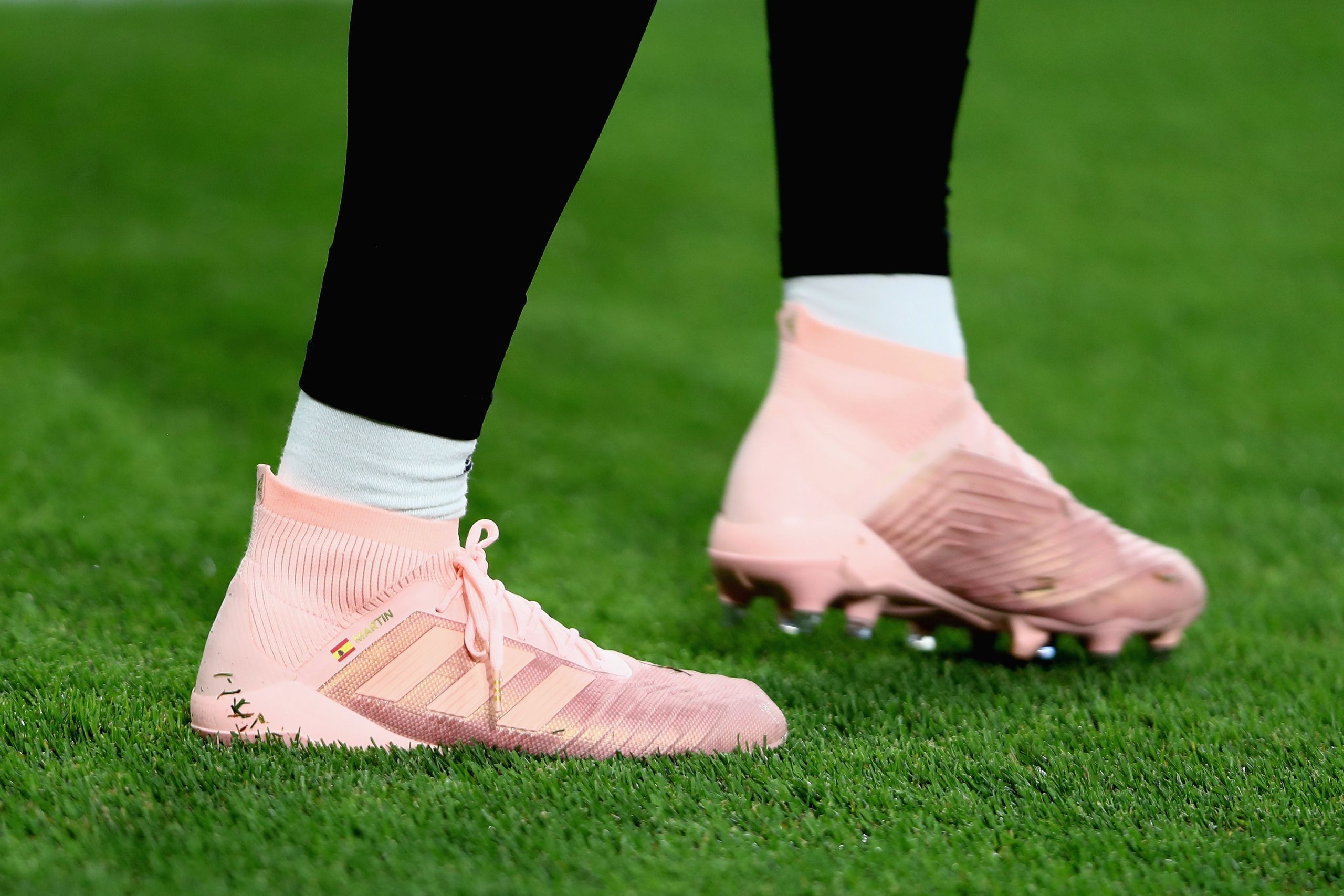 Everything your football boots say