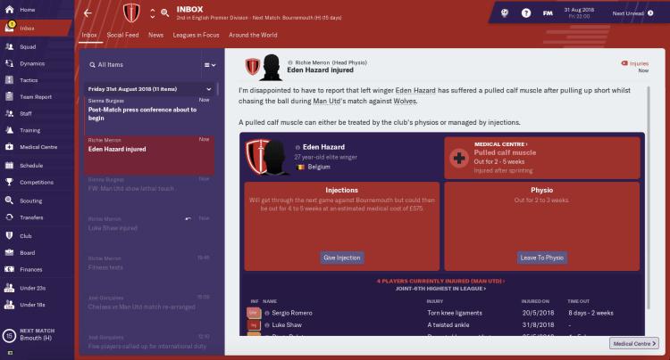 Football Manager 2019: Evil José