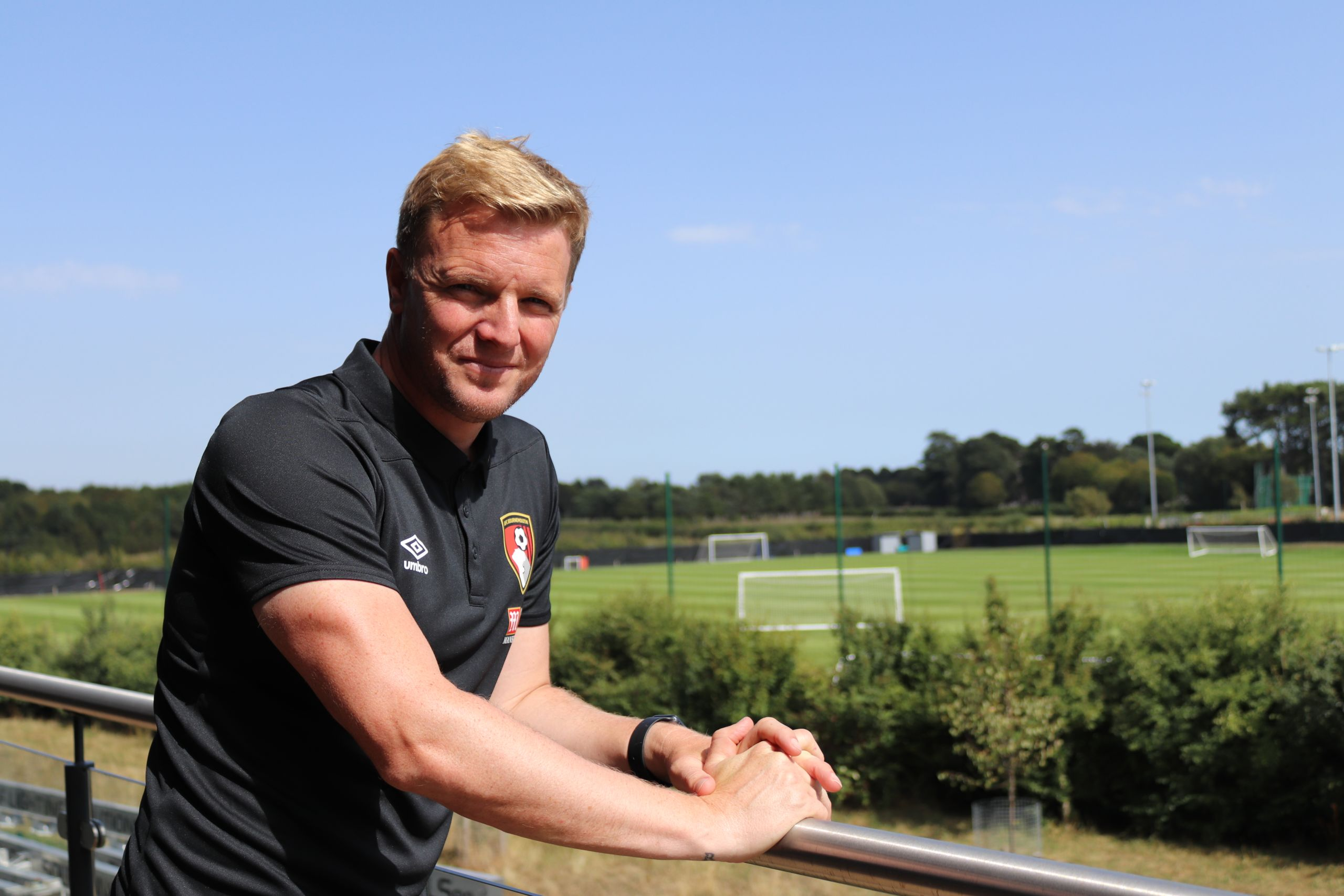 No Standing Still The Story Behind Eddie Howe Making Exceptional The Norm At Bournemouth