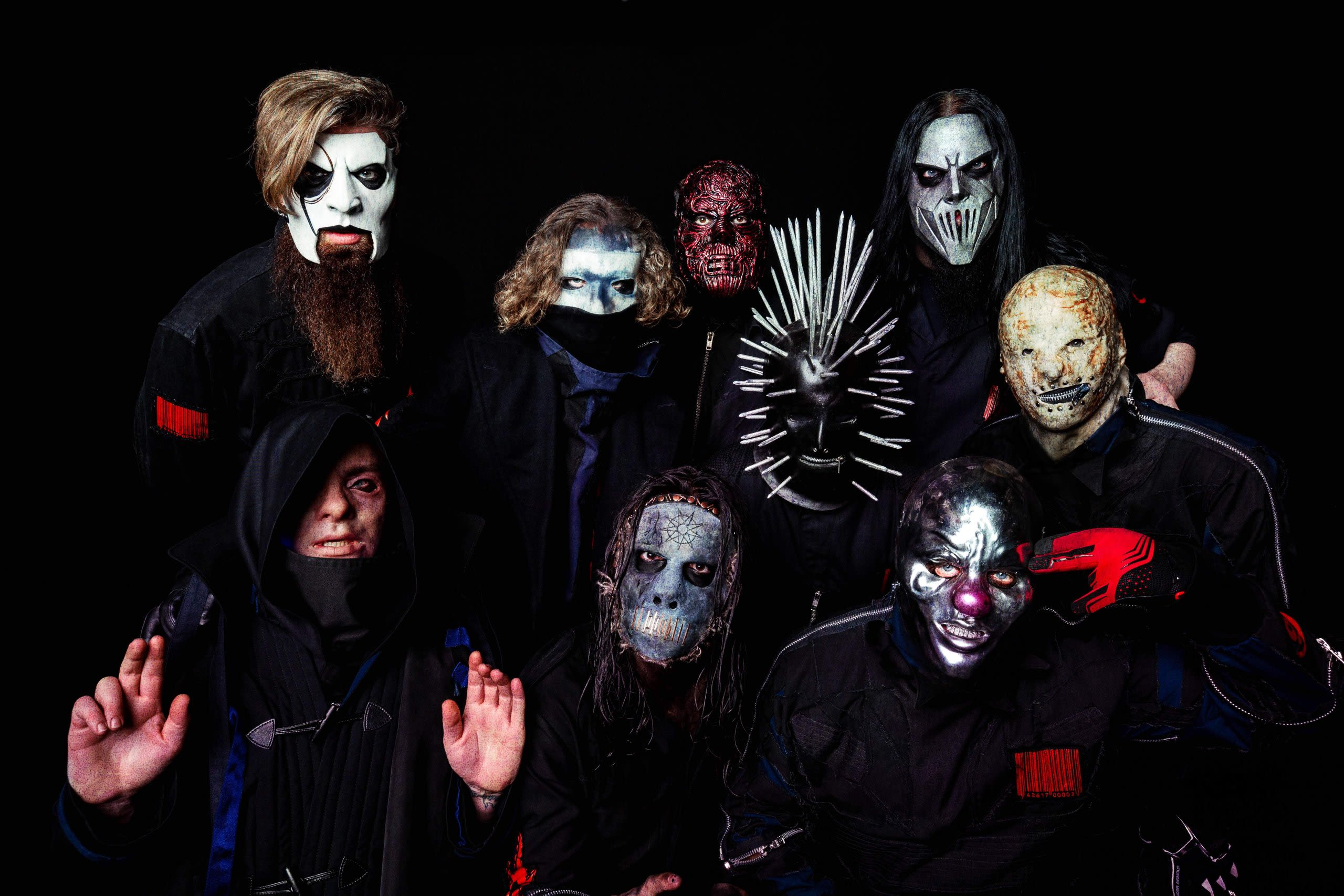 Slipknot score first number one album in 18 years