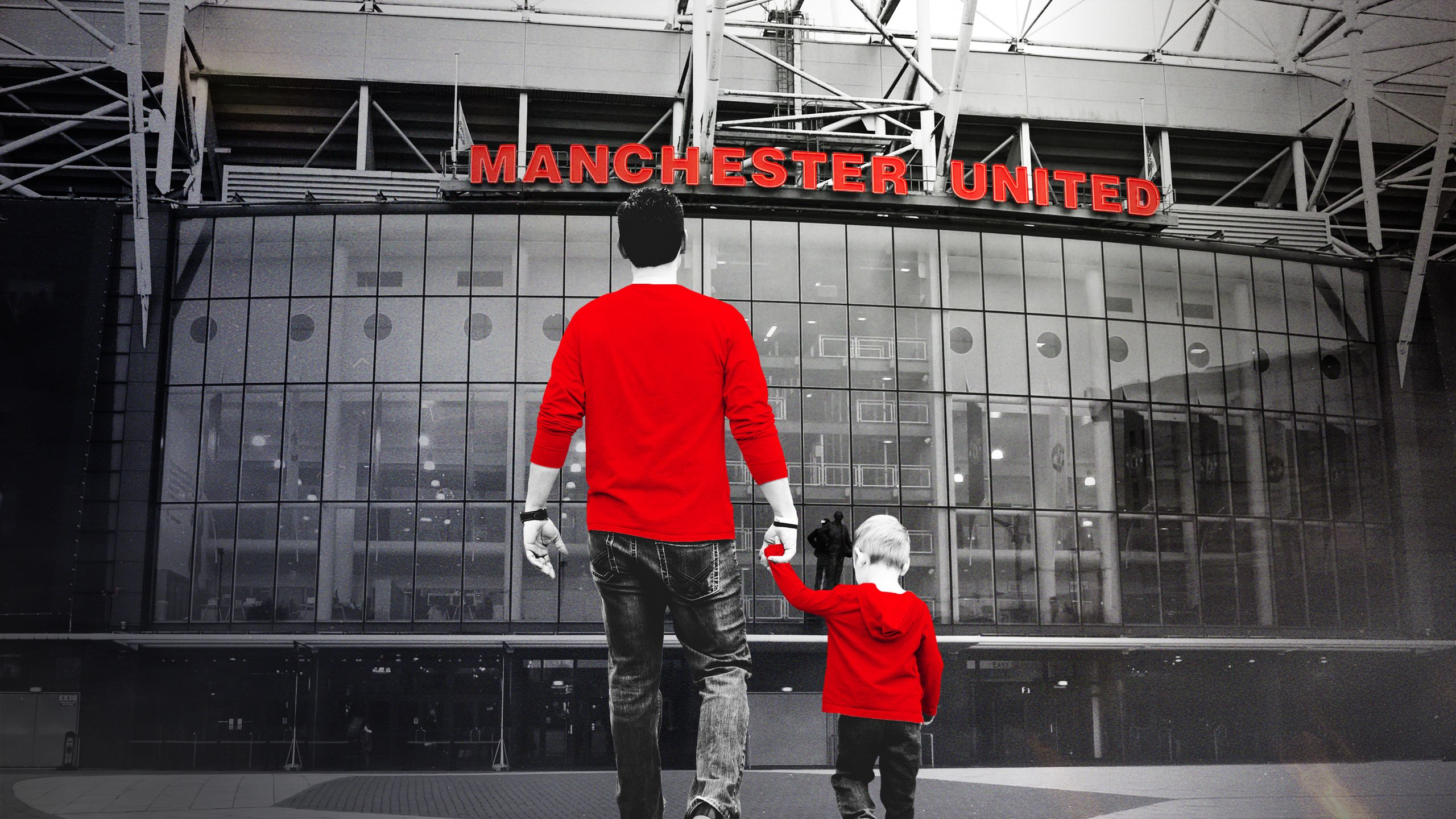 United With Dad
