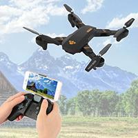 Katlanabilir Dört Pervaneli Drone