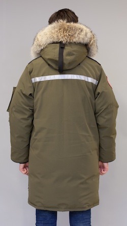Canada Goose Resolute Parka 8000