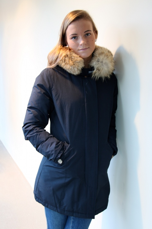 Woolrich Luxury Parka Blogg