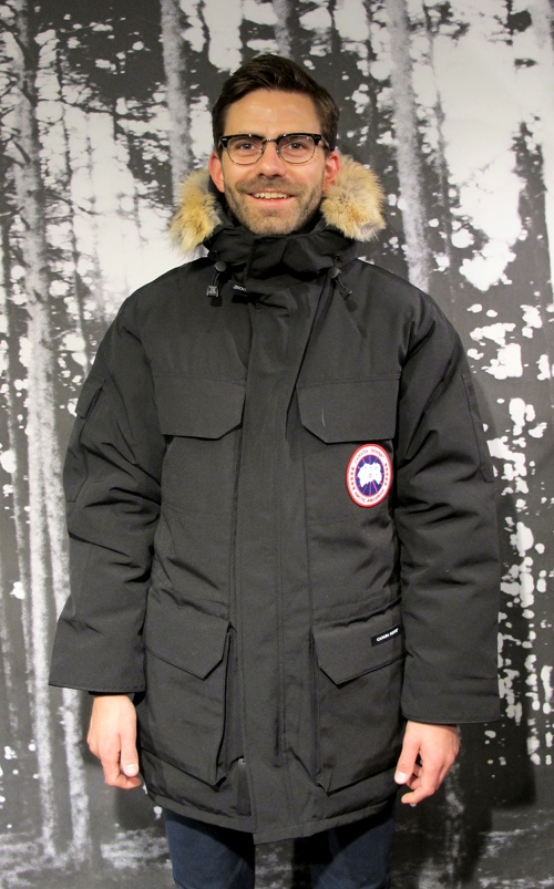 canada goose expedition parka dame sort
