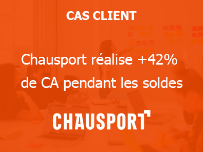 Chausport réalise +42% de CA pendant les soldes