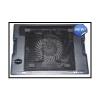 Base per notebook con ventola 12cm tecno tc-zr6560 colore nero
