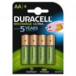 Duracell 4xAA 2400mAh 2400mAh batteria ricaricabile