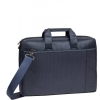 "Borsa per notebook 15,6"" colore blu rivacase"