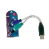Adattatore ps2/usb per connettere mouse e tastiera ps2 su usb