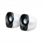 Speakers logitech z120 2.0 alim. usb 980-000513 bianco/nero