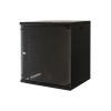 Armadio rack a parete 12u 540x620x450 (lxhxp) nero link