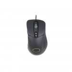 Mastermouse mm530, ir optical gaming mouse, 12000 dpi, rgb led, palm grip, pbt plastic application