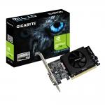 Vga gigabyte geforce gt710 2gb ddr5 64bit dvi+hdmi low profile