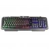 Tastiera gaming itek taurus t21b retroillum. 3 colori arcobaleno