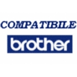Cart comp brother lc127xl black mfc-j4610/j4410/j4510