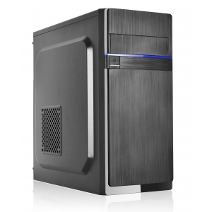 Pc assemblato 4g minitower i5-8400 8gb ssd 240gb dvdrw no os