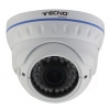 Telecamera 4in1 tecno tc-6120-i36 dome cmos varifocal ir utc 2mp
