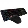 Kit tastiera e mouse cm storm masterkeys lite l combo rgb usb bk