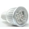 Faretto lampada 5 led attacco gu10 5w luce calda (13425-lc)