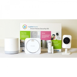 D-link mydlink smart home hd starter kit dch-107kt/e