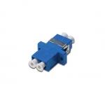Accoppiatore fibra ottica lc/lc singlemode duplex digitus