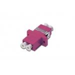 Accoppiatore fibra ottica lc/lc multimode om4 digitus