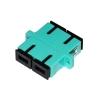 Adattatore fibra ottica sc/sc multimode duplex om3