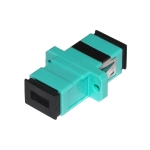 Adattatore fibra ottica sc/sc multimode simplex om3