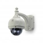 Telecamera  videosorveglianza  dome wireless 720p da esterno conceptronic