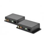 Estensore linea audio fino a mt 600 con cavo di rete