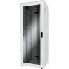 Armadio 42 unita' linea professionale (a)2020 x (l)800 x (p)800 mm. colore grigio chiaro