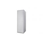 Armadio 42 unita' linea eco (a)2020 x (l)600 x (p)800 mm. colore grigio chiaro (da assemblare)