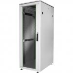 Armadio 32 unita' linea professionale (a)1580 x (l)600 x (p)800 mm. colore grigio chiaro