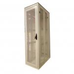 Armadio 42 unita' linea professionale mm. (a)2020 x (ll)600  x (p) 1000 con tutte le porte traforate
