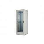 Armadio 42 unita' linea professionale mm. (a)2020 x (ll)800  x (p) 1000 colore grigio chiaro ral7035