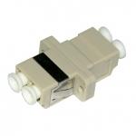 Adattatore lc-lc multimode duplex  fibra ottica