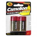 Batterie alcaline 1.5 volt lr14 mezzatorcia blister 2 pz.