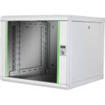 Armadio 9 unita' da muro linea soho (a)509 x (l)600 x (p)600 mm. colore grigio chiaro ral7035