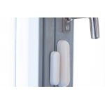 Sensore contatto smart home ednet per porte e finestre