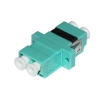 Accoppiatore fibra ottica lc/lc multimode om3 link