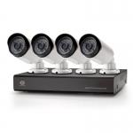 Kit 4 telecamere ahd videosorveglianza con dvr 4 canali conceptronic