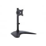 Supporto da tavolo per schermi led/lcd con base