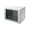 Armadio 16 unita' da muro linea soho (a)816x(l)600x(p)450 mm. - colore grigio chiaro