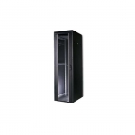 Armadio 26 unita'  linea professionale (a) 1309x (l) 600 profondita' 1000 mm. - colore nero ral9005