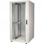 """Armadio 32 unit? 19"""" per reti e server misure (a)1566 x (l)800 x (p)800 mm. colore grigio chiaro"""