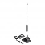 Antenna dbv-t attiva con amplificatore esterna