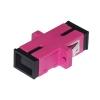 Adattatore fibra ottica sc/sc multimode simplex om4